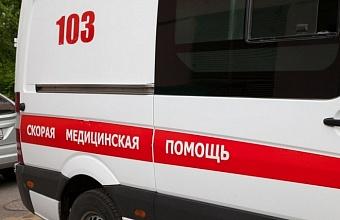 Пострадавших в ДТП в Выселковском районе при необходимости доставят в Краснодар