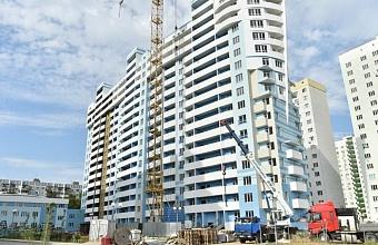 В прошлом году на Кубани было сдано свыше 4,5 миллиона кв. метров жилья