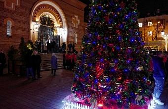 На Кубани усилят меры санитарной безопасности на рождественских богослужениях