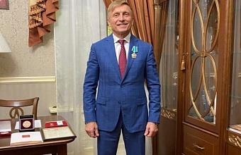 Гендиректор ВДЦ «Орленок» Александр Джеус удостоен ордена Дружбы