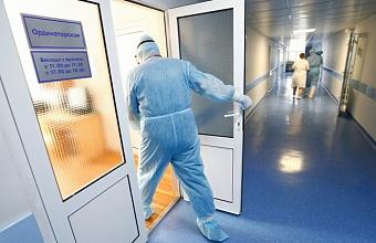 Число заболевших коронавирусом на Кубани превысило 21,7 тыс. человек