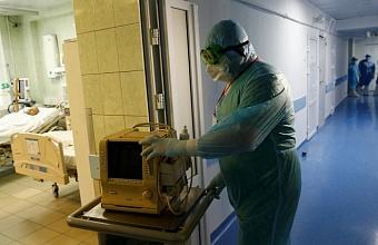 Восемь человек с коронавирусом скончались на Кубани