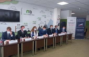 На Кубани обсудили самовольные постройки и компромиссы между бизнесом и властями