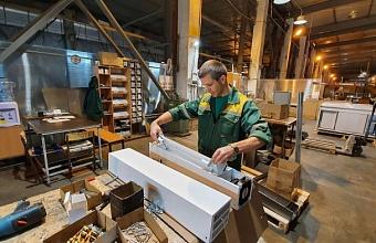 В 4 раза увеличилось производство рециркуляторов воздуха на Кубани в ноябре