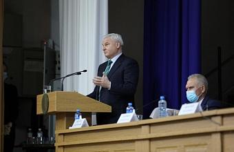 В Краснодаре избран глава краевой Ассоциации крестьянских хозяйств и сельскохозкооперативов