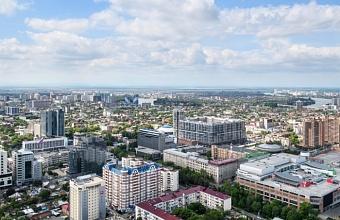 Крупные инвестпроекты на сумму более 184 млрд рублей реализуют в Краснодаре