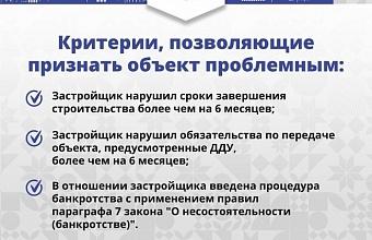 На Кубани разъяснили, какие ЖСК могут включить в Единый реестр проблемных объектов