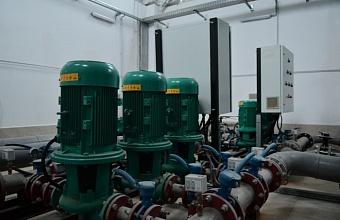 Под Краснодаром завершили строительство водозаборов для многодетных семей