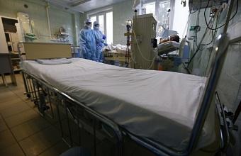 На Кубани свободно 16% коечного фонда для пациентов с коронавирусом