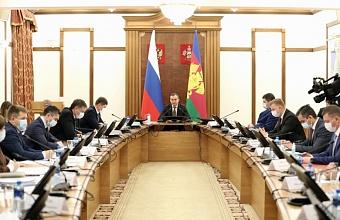Кондратьев: В 2021 году Кубань планирует участвовать в трех новых направлениях нацпроектов