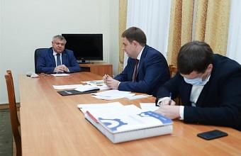 Строителей Кубани призвали активнее пользоваться продукцией местных предприятий