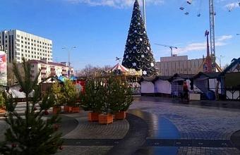 Почти 600 елочных базаров и новогодних ярмарок откроются на Кубани