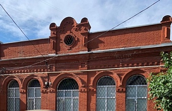Памятник архитектуры рубежа XIX и XX столетий отреставрировали в Краснодаре