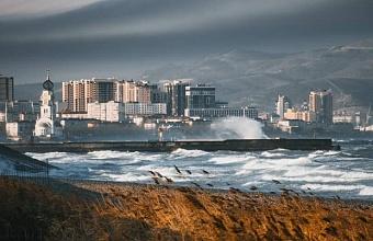 Норд-ост ожидается в Новороссийске