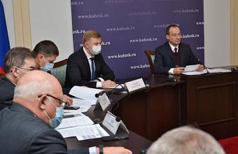 Итоги кадастровой оценки недвижимости в крае проанализировали депутаты ЗСК