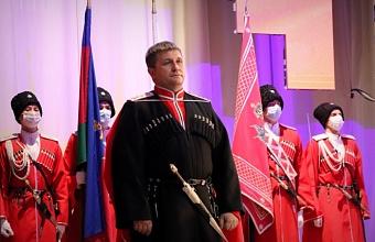 Состоялись выборы лидера казачьего войска Краснодарского края