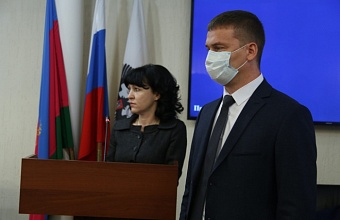 Главой администрации Пашковского сельского округа назначен Владимир Митин
