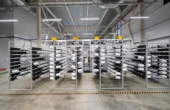 Завод по производству полипропиленовой упаковки начал работать в Усть-Лабинском районе