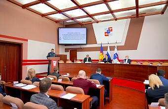 В Сочи прошло совещание по предупреждению ЧС из-за непогоды