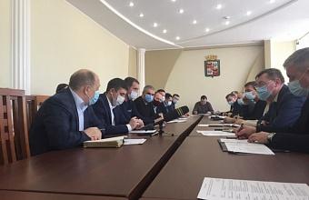 В Краснодаре сформированы дополнительные бригады на случай коммунальных аварий