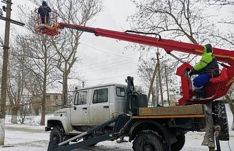 Жителям Анапы и станицы Новомышастовской вернули электричество