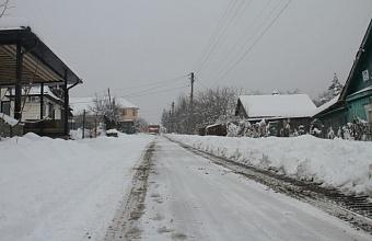 Треть среднемесячной нормы осадков выпала на Кубани за сутки