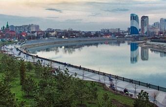 Все земельные процедуры для строительства берегоукрепления в Краснодаре завершены