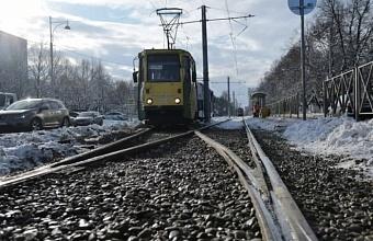 Максимально возможное количество трамваев работает на «нулевом» маршруте в Краснодаре
