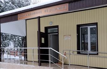В Кореновской ЦРБ завершили капремонт инфекционного отделения