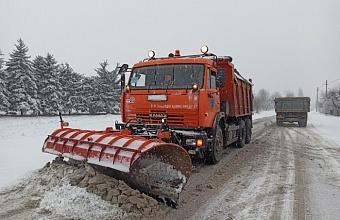 В Краснодарском крае выпала треть среднемесячной нормы осадков