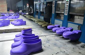 Производитель обуви из Краснодара расширяет производство