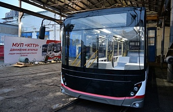 Electric Buses to Be Assembled in Krasnodar