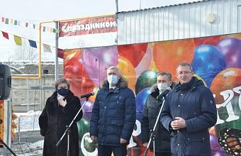 Новую котельную запустили в Белореченском районе