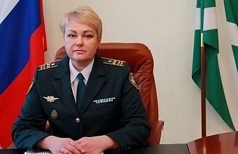 Наталья Полосухина стала начальником Краснодарской таможни