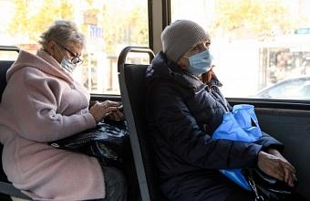 В Краснодаре за две недели проверили 440 единиц общественного транспорта на соблюдение масочного режима