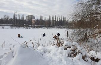 Наблюдательные посты около городских водоемов выставили в Краснодаре