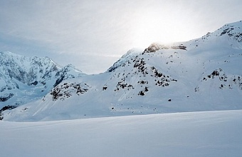 На Кубани действует экстренное предупреждение по лавиноопасности