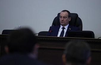 Депутаты ЗСК обозначили пути решения проблем в водоснабжении жителей Кубани