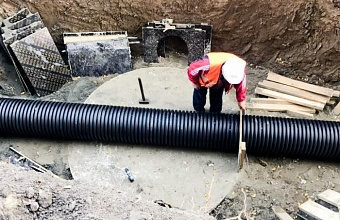 В Краснодаре проложат новый участок сети водопровода по ул. Ярославской