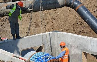 Вениамин Кондратьев рассказал о ходе реконструкции Троицкого группового водопровода