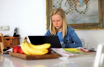Около 1 тыс. школьников Кубани переведены на дистанционное обучение из-за COVID-19