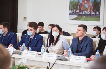 В Краснодаре прошла бизнес-конференция с гендиректором АНО Платформа
