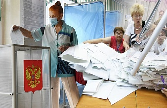 Двери избирательных участков для жителей Кубани будут открыты по три дня