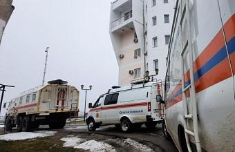 В МЧС сообщили об отсутствии угрозы населению в связи ЧП на судне в Керченском проливе