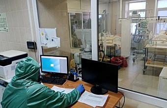 В больницах Краснодарского края скончались 15 человек с COVID-19
