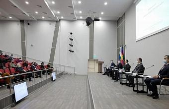 В Краснодарском крае в 2021 г. начнет работу институт развития градостроительства