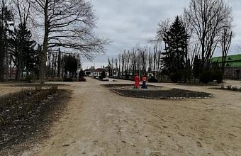 В Каневском районе до конца года благоустроят четыре общественные территории