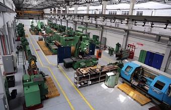 Краснодарский ЮЗТС вошел в топ-10 предприятий станкостроительного комплекса России