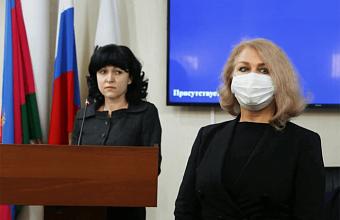 Директор департамента внутренней политики мэрии Краснодара Ирина Романец покидает пост