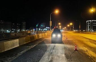 В Краснодаре ночью приступят к ямочному ремонту ул. Ставропольской